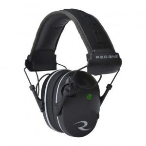 Radians R-Series R-3200 Dual-Mic Earmuffs Black - Shooting Protection at Academy Sports
