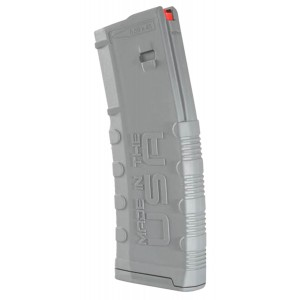 Amend2 556MOD2GRY30 Mod 2 for AR-15 223 Remington|5.56 NATO 30 Round Polymer Gray Finish