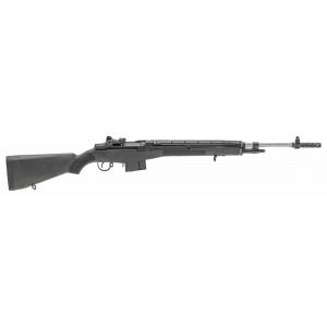 Springfield Armory MA9826C65CA M1A Loaded *CA Compliant* Semi-Automatic 6.5 Creedmoor 22 10+1 Synthetic Black Stk Black|Stainless Steel in.