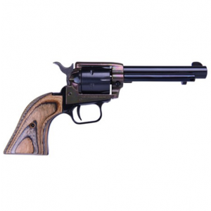 Heritage Mfg RR22CH4 Rough Rider Small Bore Revolver 22 Long Rifle (LR) 4.75 6 Rd Cocobolo Grip in.