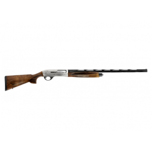 Weatherby IS22026MAG 18I Deluxe Semi-Automatic 20 Gauge 26 2+1 3 in.  Walnut Stk Silver Aluminum Alloy in.