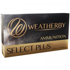 Weatherby H300180IB Select Plus 300 Wthby Mag 180 gr Hornady Interbond 20 Bx/ 10 Cs