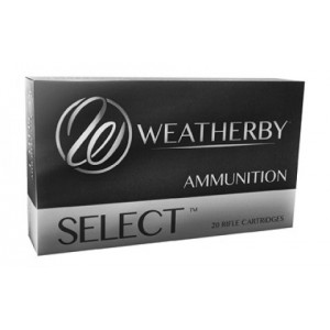 Weatherby H7MM154IL Select 7mm Wthby Mag 154 gr Hornady Interlock 20 Bx/ 10 Cs
