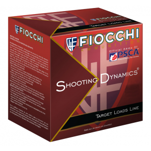 Fiocchi 20SD9 Target Shotshell 20 Gauge 2.75 7|8 oz 9 Shot 25 Bx| 10 in.