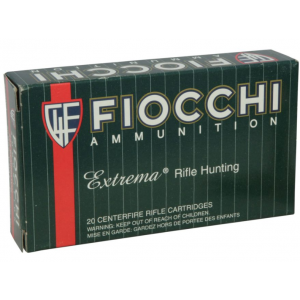 Fiocchi 270SCA Extrema Hunting 270 Winchester 130 GR Spitzer Boat Tail 20 Bx| 10 Cs