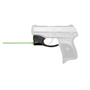 Viridian 9200001 Reactor R5 Gen 2 Green Laser with Holster Black Ruger LCP