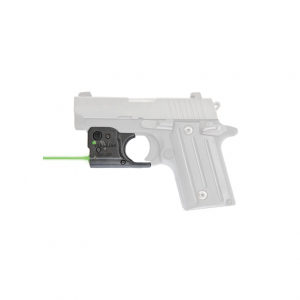 Viridian 9200003 Reactor R5 Gen 2 Green Laser with Holster Black Ruger LC9|LC380