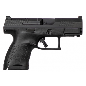 CZ 01532 P-10 C 9mm Luger Double 4.0 10+1 Polymer Grip Polymer Frame Nitride Slide in.
