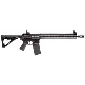 Primary Weapons M116RA1B MK116 Mod 1 Semi-Automatic 223 Remington|5.56 NATO 16.1 30+1 Adjustable Black Stk Black in.