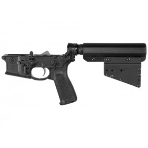 Primary Weapons 182M100PM1B MK1 Mod 2-M AR Platform Multi-Caliber Black Anodized