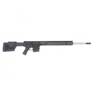 Stag Arms STAG800019 Stag 10 M-LOK Semi-Automatic 6.5 Creedmoor 24 10+1 Magpul PRS Black Stk Black Hardcoat Anodized|Stainless Steel in.
