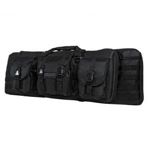 NCStar Double Carbine Case|Black|36 In