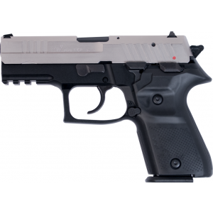 Arex REXZERO1CP08 Rex Zero 1 Compact Single|Double 9mm Luger 3.85 15+1 Black Synthetic Grip Black Frame Nickel in.