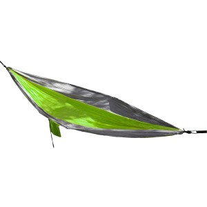 Ultimate Survival Technologies SlothCloth Hammock 1.0, Lime/Gray