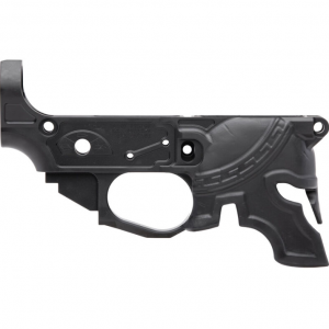 Spikes STLB610 Lower Spartan Multi-Caliber Black