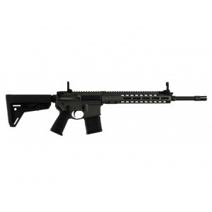 Barrett 16981 REC7 Carbine Semi-Automatic 5.56 NATO 16 30+1 Magpul MOE Black Stk Tungsten Gray Cerakote|Black Barrel in.