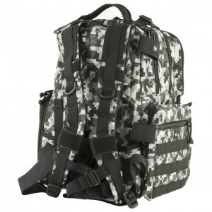 G Outdoors Tactical Range Backpack Holds 3 Handguns
