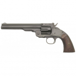 Cimarron Model 3 Schofield 38 Special 7 in.  Barrel 6 Rounds