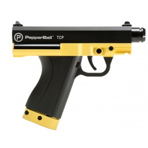 UTS/PEPPERBALL 769030212 TCP Air Pistol Semi-Automatic CO2 .68 Caliber 6 rd