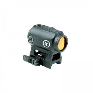 Crimson Trace CTS1000 Compact Tactical 1x 2 MOA Illuminated Red Dot Black
