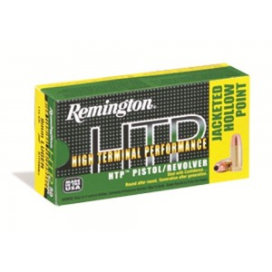 Remington High Terminal Performance 357 Magnum 50rd Ammo