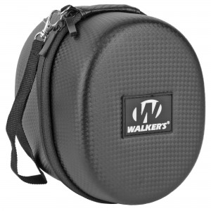 Walkers GWPREMSC Razor Electronic Muff Carrying Case Razor Electronic Muff Carrying Case Black