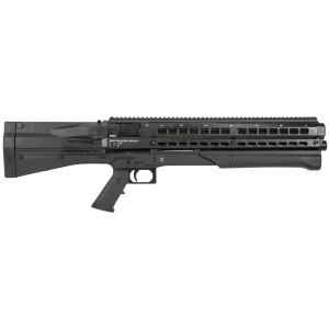 UTU UTS-15 Dual Tube 12 Gauge Pump Shotgun 18.5