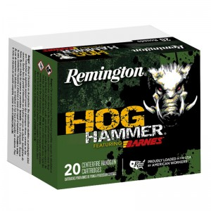 Remington Hog Hammer 44 Remington Magnum 20rd Ammo