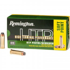 Remington High Terminal Performance 44 Rem Mag 50rd Ammo