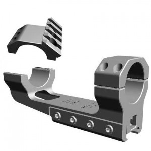 Aadland AR 30mm Scope Mount With Picatinny Ring Top