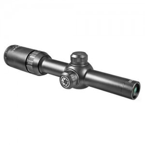 Barska 1.5-4.5x20 Tactical Rifle Scope