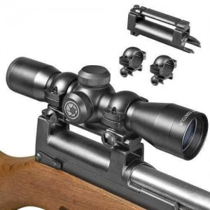 Barska 4x32 Contour Rifle Scope