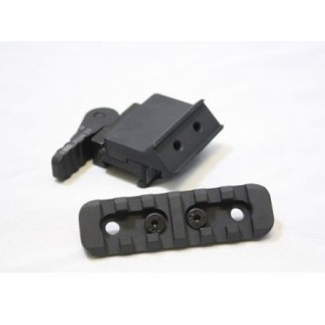 American Defense 45 Degree Offset Mount w/ 3
