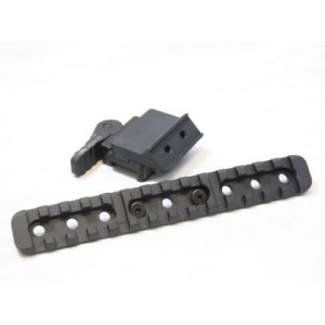 American Defense 45 Degree Offset Mount w/ 6