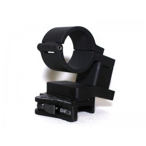 American Defense Magnifier Swing Off Mount HR - Midrange
