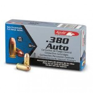 Aguila Centerfire Pistol 40 Smith & Wesson 50rd Ammo