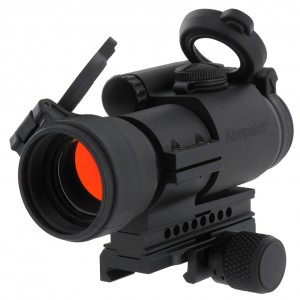 Aimpoint PRO Patrol Rifle Optic 30mm Red Dot Sight