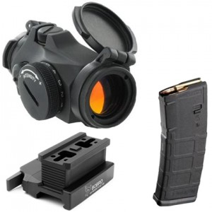 Aimpoint Micro T-2 Red Dot Sight Kit