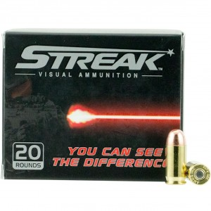 Ammo Incorporated Streak 380 ACP 20rd Ammo