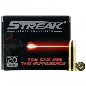 Ammo Incorporated Streak 38 Special 20rd Ammo