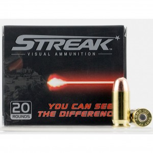 Ammo Incorporated Streak 45 ACP 20rd Ammo