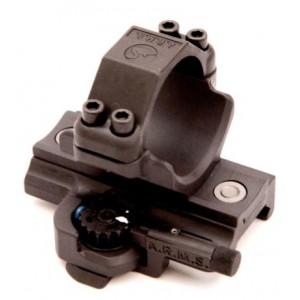 ARMS #22M68 Aimpoint Comp Mk II Throw Lever Scope Ring
