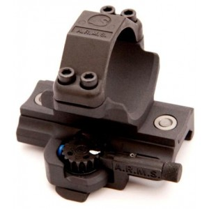 ARMS #22TX30 Trijicon Tri-Power Mk II Throw Lever Ring Mount