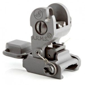 ARMS #40 Stand Alone Flip Up Rear Sight