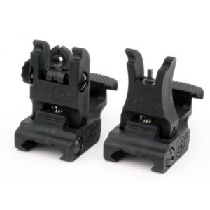 ARMS #71L Flip Up Front and Rear Sights Set