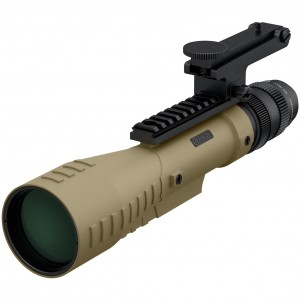 Athlon 7-42x60 Cronus Tactical Spotting Scope