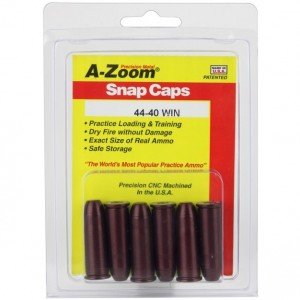 A-Zoom Precision Revolver Snap Caps