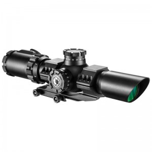 Barska 1-6x32 SWAT-AR 35mm Rifle Scope