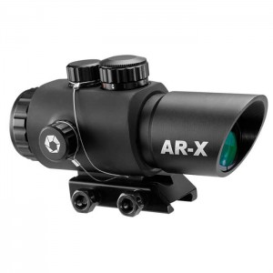 Barska 3x30 AR-X Prism Rifle Scope
