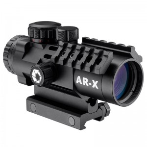 Barska 3x32 AR-X Prism Rifle Scope